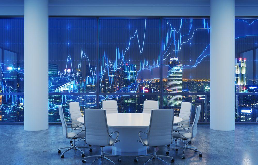 Større sikkerhed i finansverdenen
